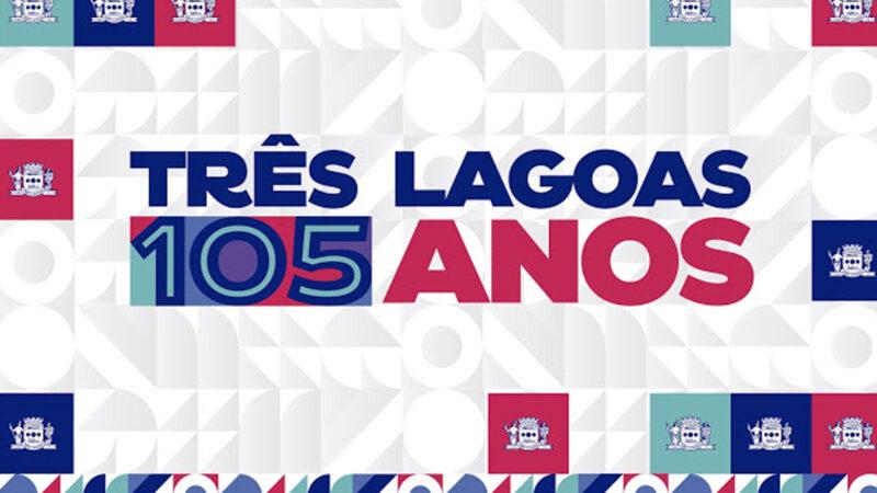 """Três Lagoas:""""Desfile"""" dos 105 anos será feito por meio de transmissão ao vivo nas Redes Sociais"""