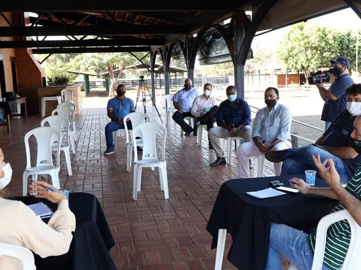 Três Lagoas:  Prefeitura e Ministério Público se reúnem com líderes religiosos