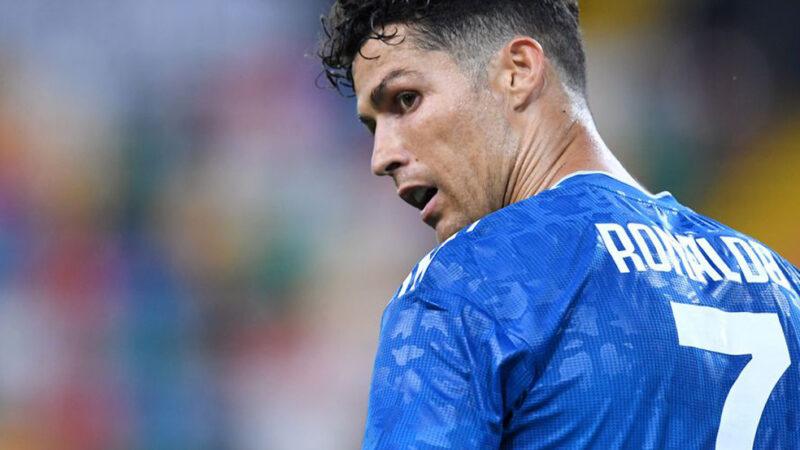 Ministro italiano diz que Cristiano Ronaldo quebrou protocolo de saúde