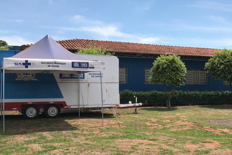 """Três Lagoas: Castramóvel passa a atender na Escola Municipal """"Maria Eulália Vieira"""", no Alvorada"""