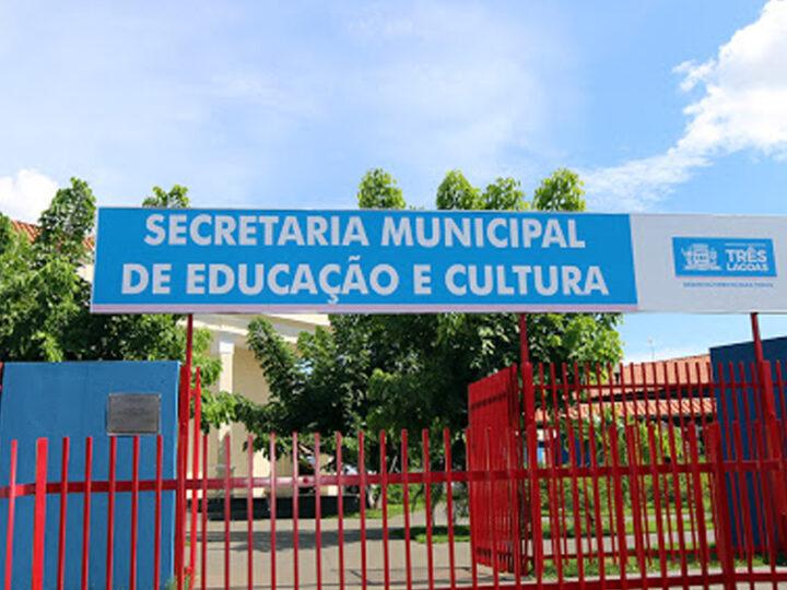 Três Lagoas: SEMEC divulga primeira lista de designação dos estudantes da Educação Infantil e Ensino Fundamental