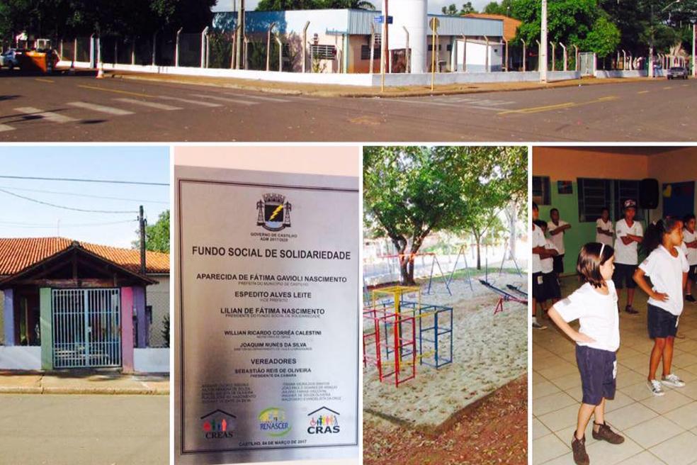 Castilho: Conselho municipal e DRADS aprovam contas do fundo social