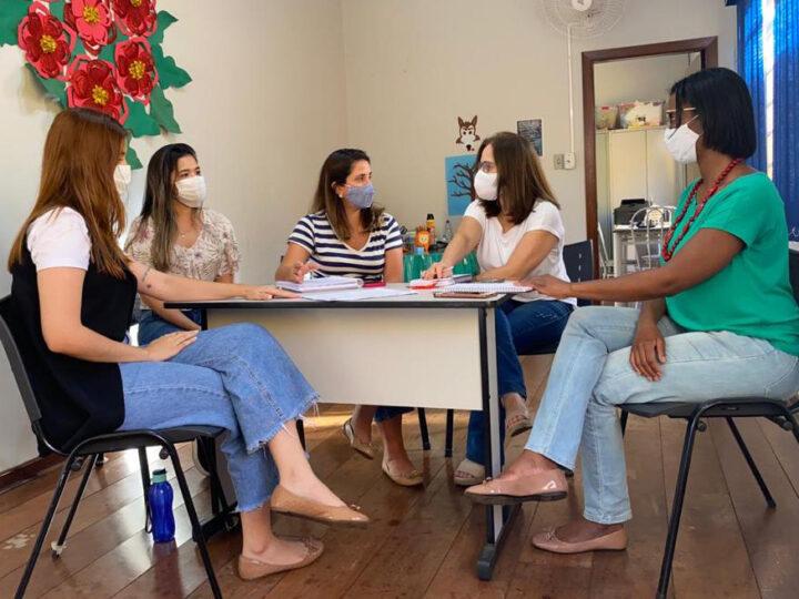 Santo Anastácio: Secretaria de Assistência Social se reúne com o CREAS para identificar principais necessidades do serviço