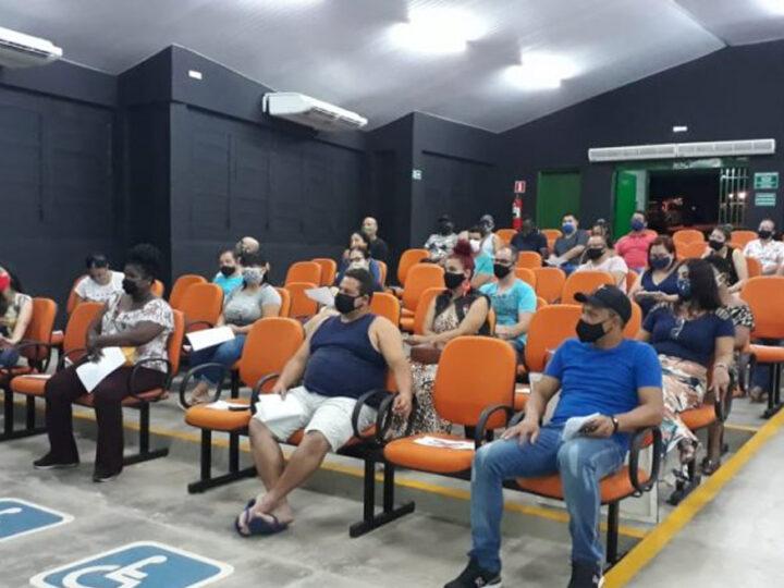 Santo Anastácio: Cultura – Segmentos se reúnem