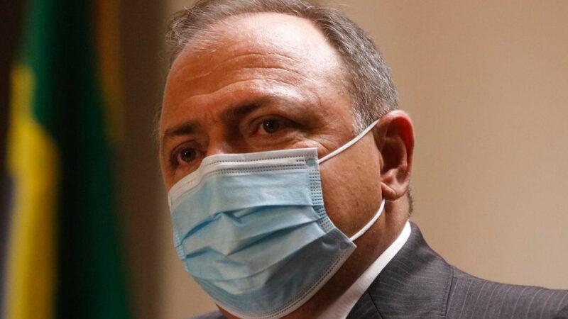 Rede pede ao STF afastamento de ministro Eduardo Pazuello